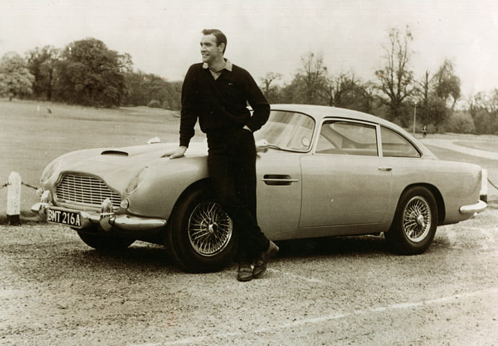 Aston Martin Works - The History of Newport Pagnell