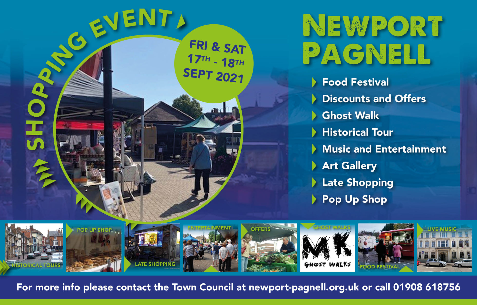 Newport Pagnell Shopping